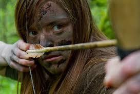girlwith arrow